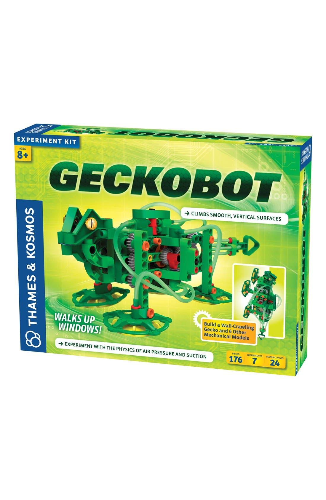 'Geckobot' Robotics Experiment Kit,                         Main,                         color, Green