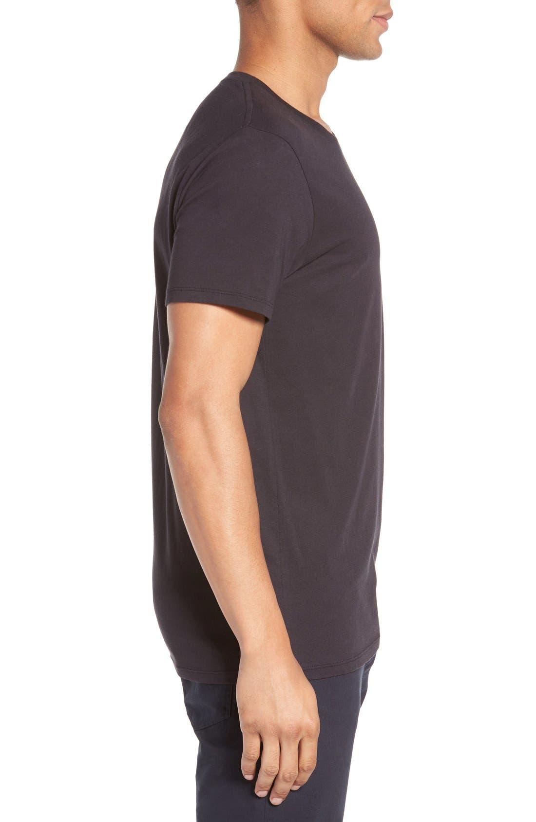 Alternate Image 3  - Vince Crewneck T-Shirt