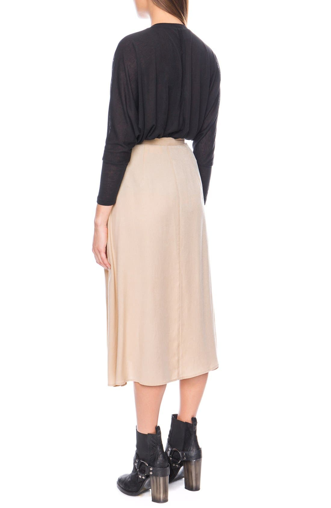 Alternate Image 2  - The Fifth Label 'Born Free' Midi Skirt