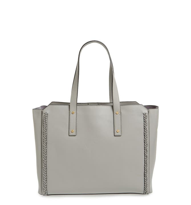 68c9bfcf2 Main Image - Ivanka Trump 'Soho Solutions' Leather Work Tote with Battery  Charging Pack