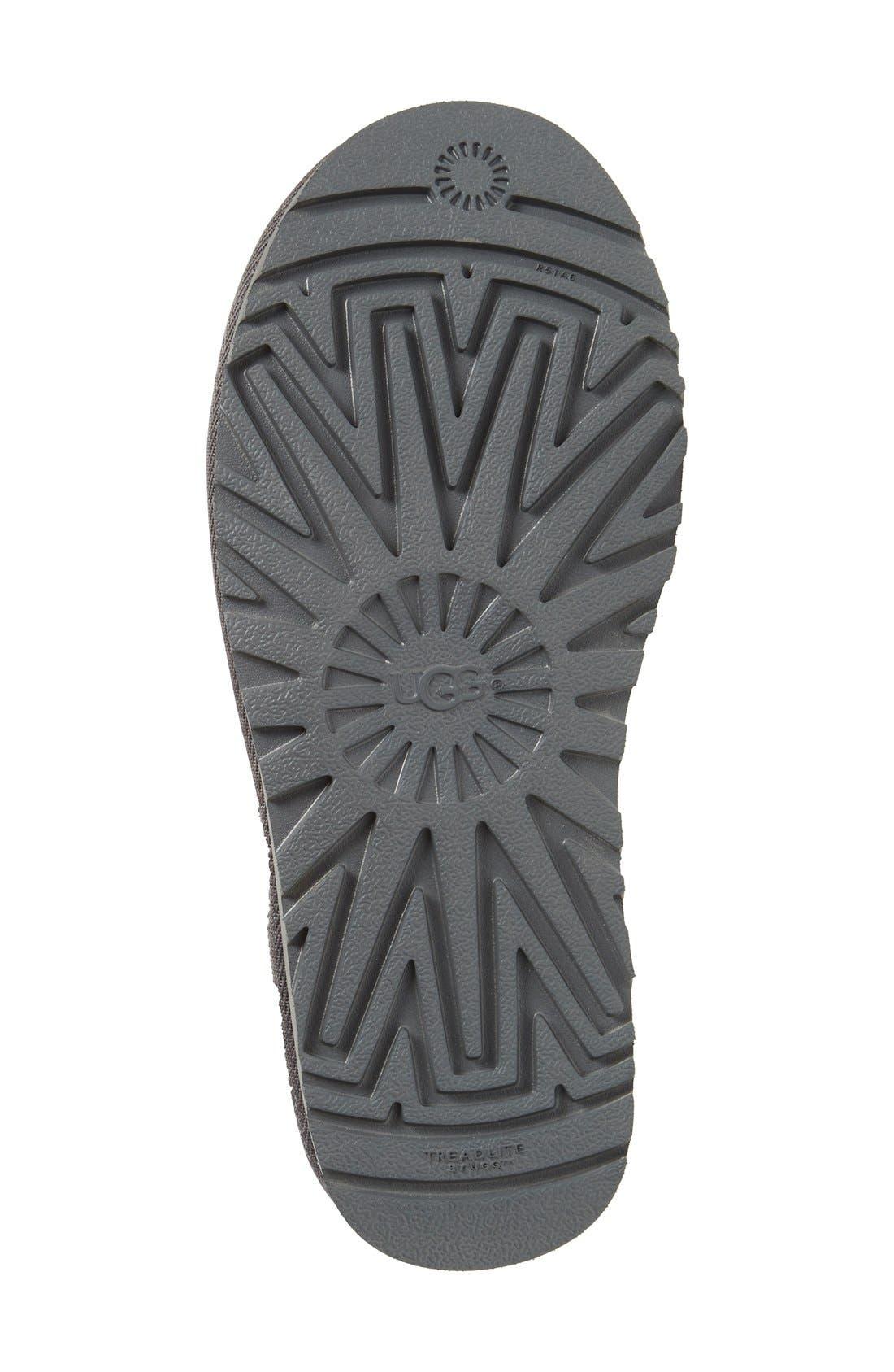 Alternate Image 4  - UGG® 'Classic II' Genuine Shearling Lined Short Boot (Women)