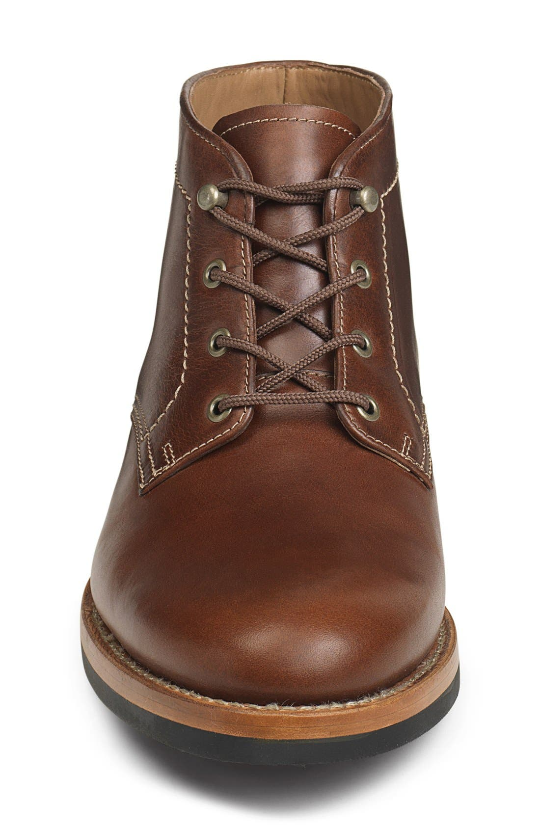 Alternate Image 3  - Trask 'Irving Mid' Plain Toe Boot (Men)
