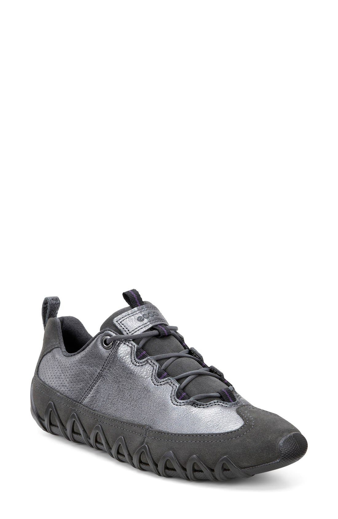 Alternate Image 1 Selected - ECCO 'Dayla' Toggle Sneaker (Women)