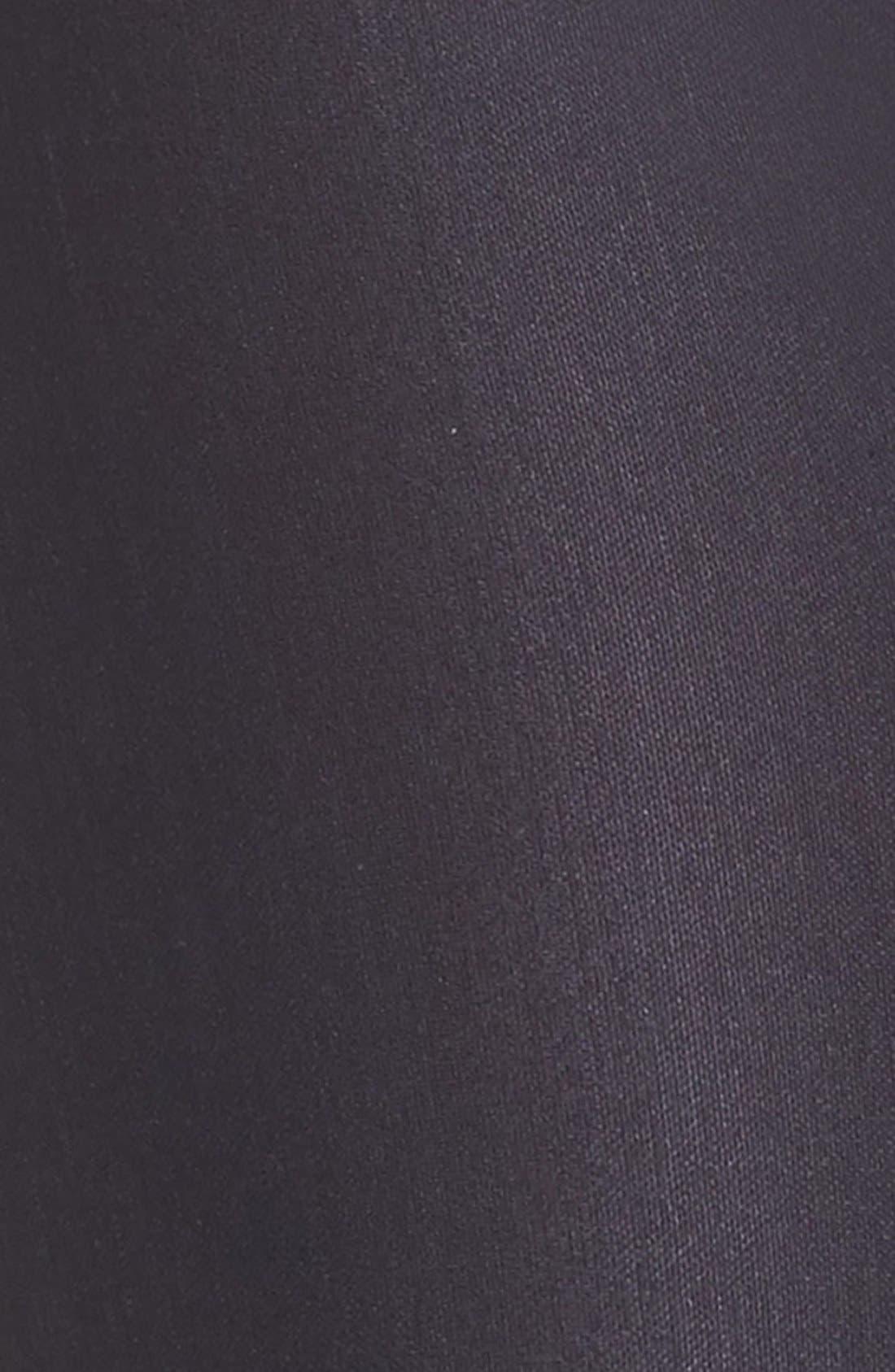 Body Base Smoothing Shorts,                             Alternate thumbnail 4, color,                             Black