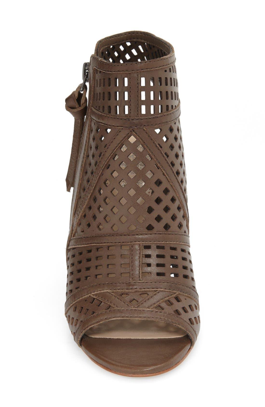 Alternate Image 3  - Vince Camuto 'Xabrina' Perforated Wedge Sandal (Women)