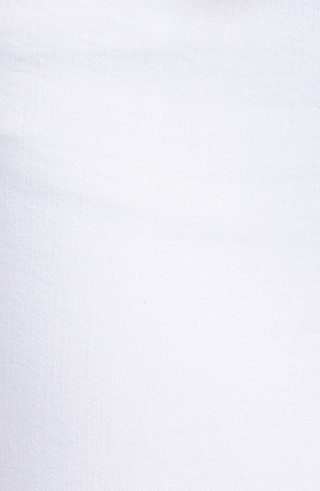 Alternate Image 5  - rag & bone/JEAN 'Capri' Skinny Crop Jeans (Bright White)