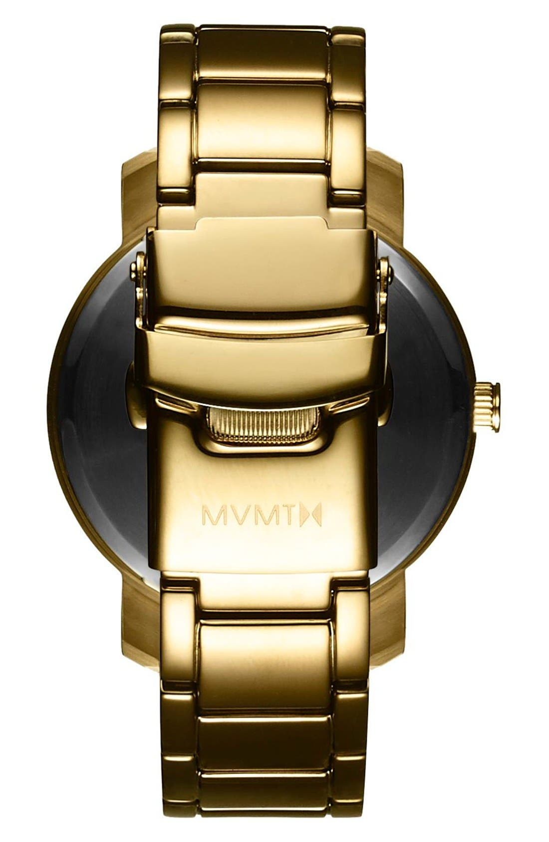 Alternate Image 2  - MVMT Bracelet Watch, 38mm