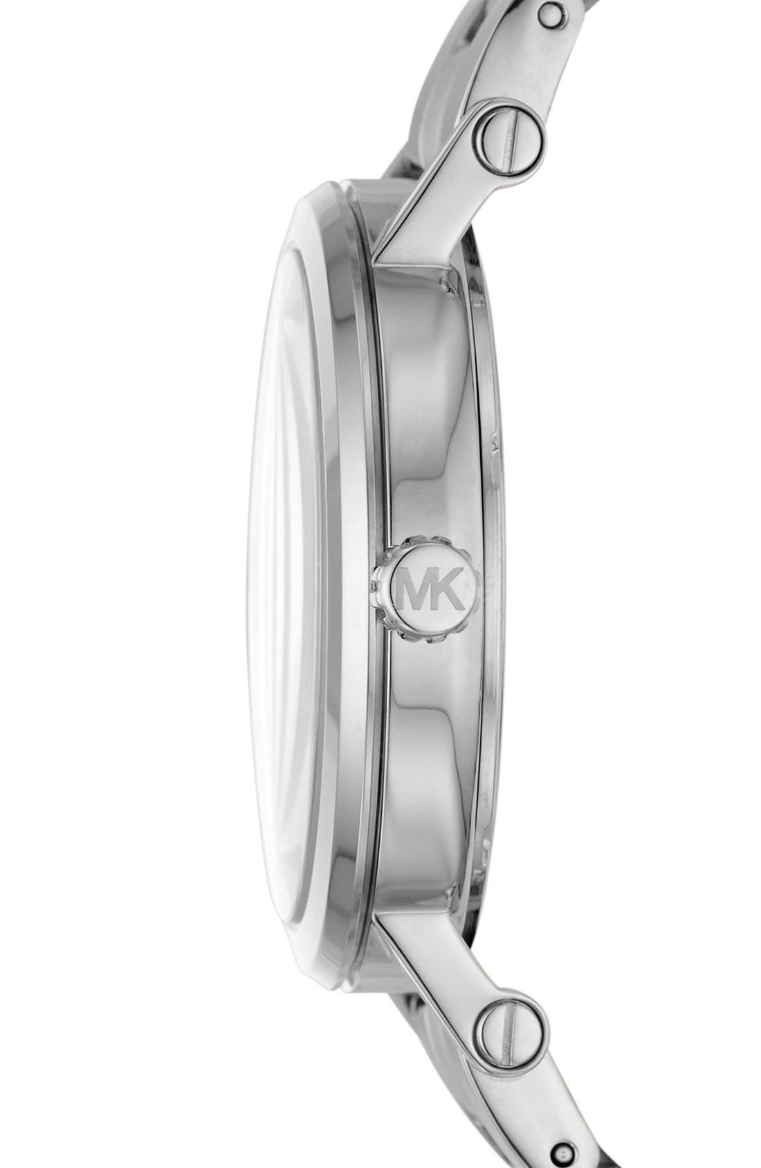 Alternate Image 2  - Michael Kors 'Norie' Bracelet Watch, 38mm