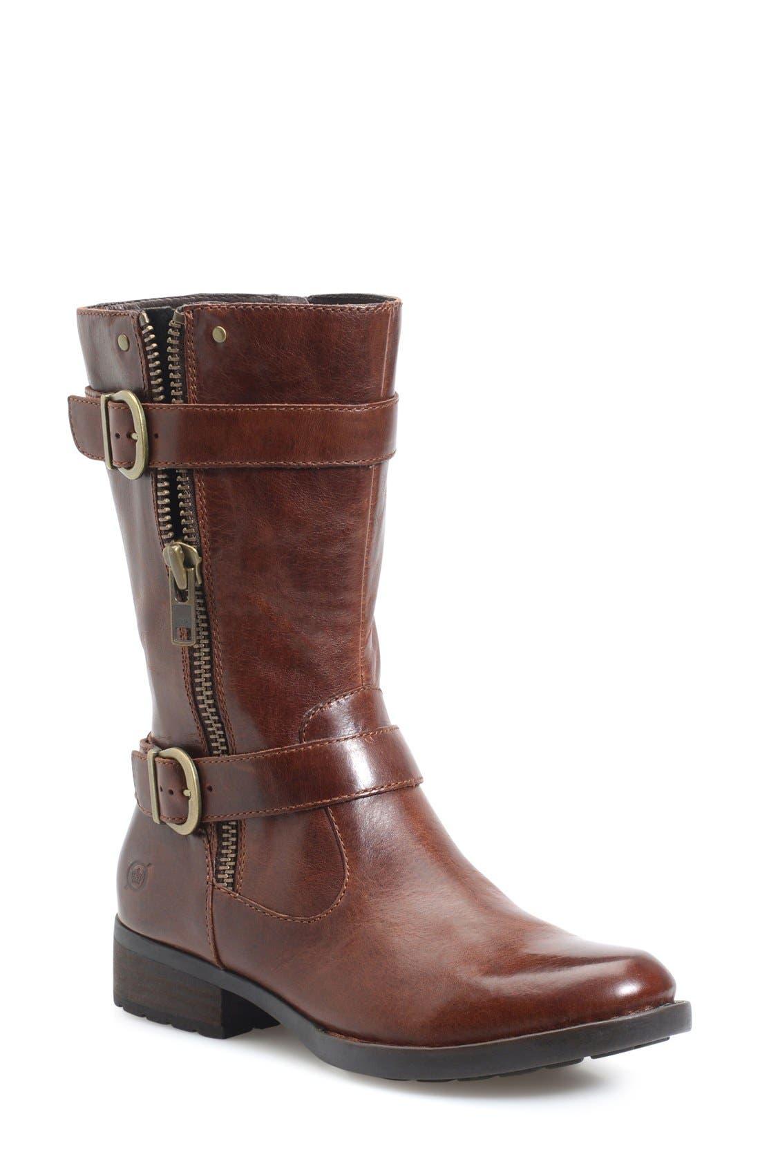 Alternate Image 1 Selected - Børn 'Eerie' Engineer Boot (Women)