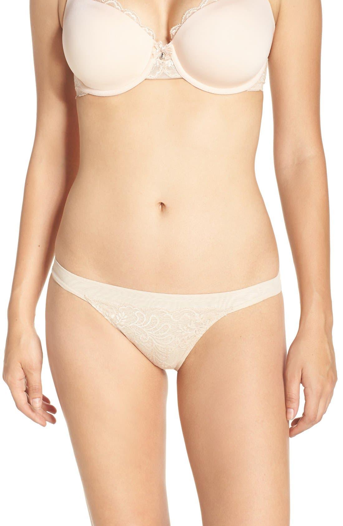 LE MYSTÈRE Sophia Lace Bikini