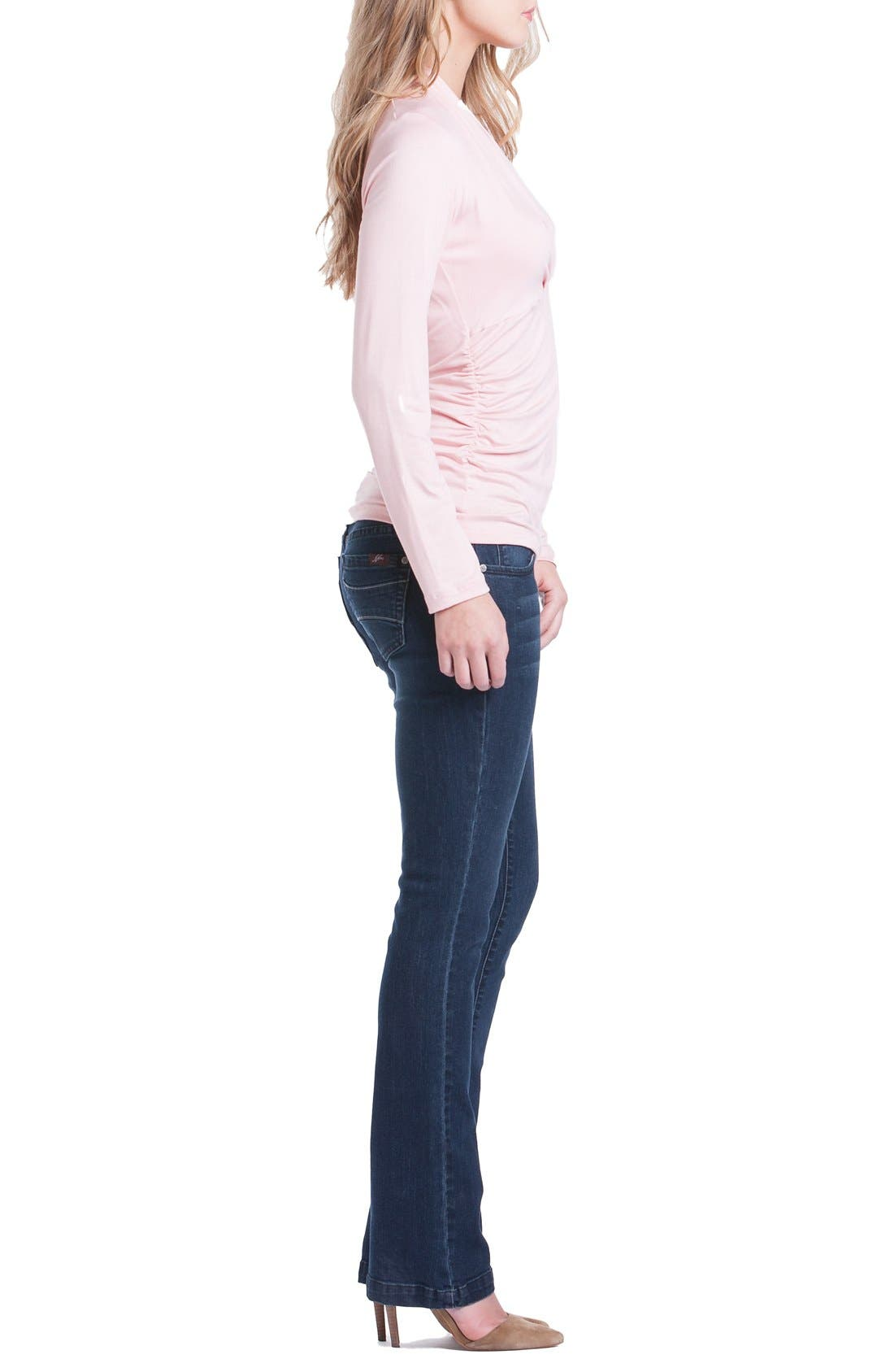 Alternate Image 4  - Lilac Clothing Megan Maternity Top