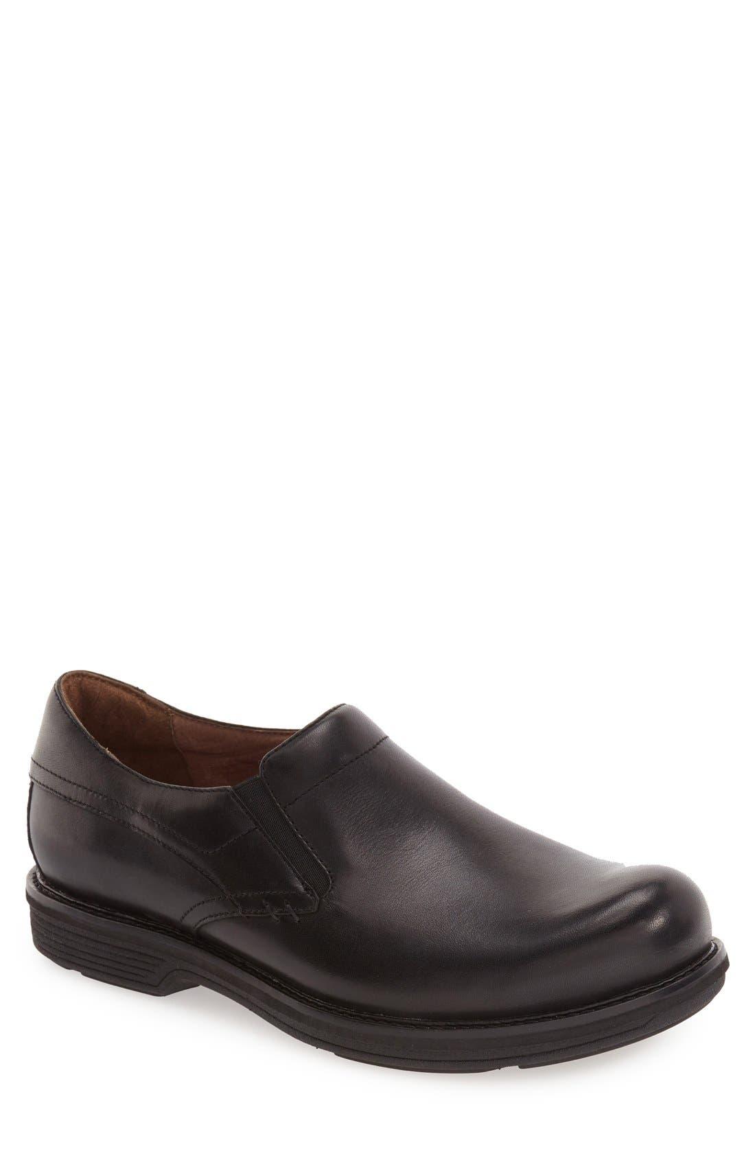 Dansko 'Jackson' Leather Slip-On (Men)