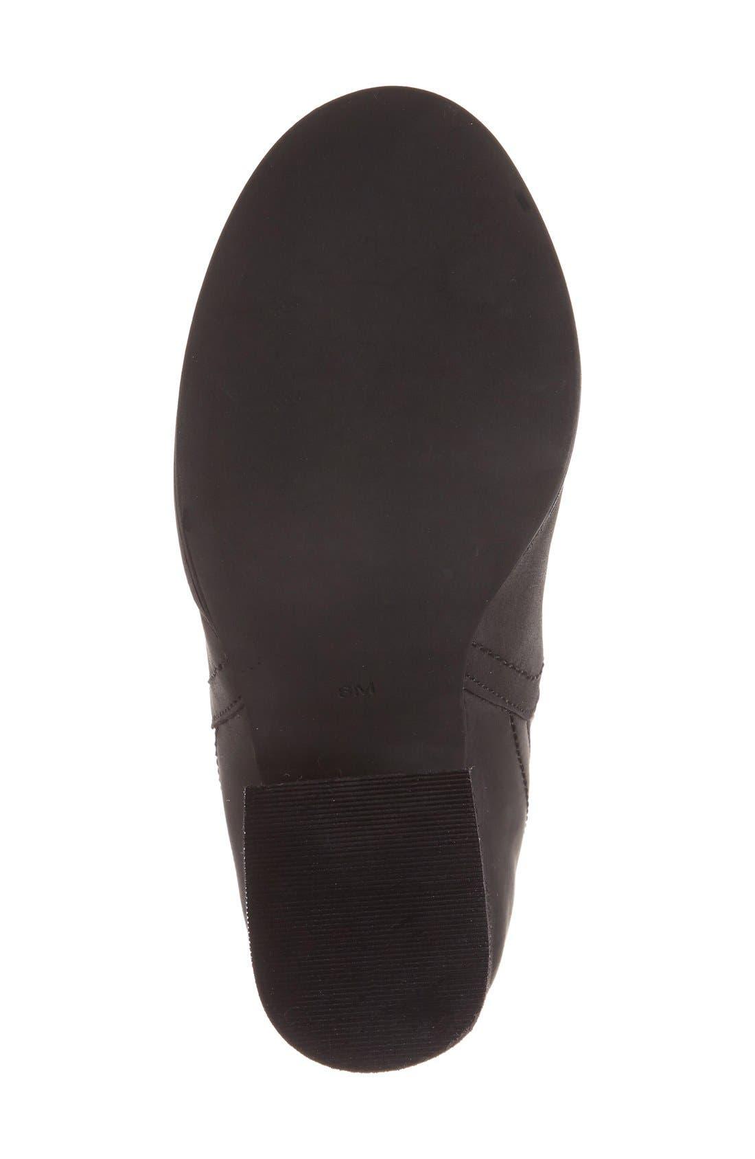 Alternate Image 4  - Jeffrey Campbell 'Gershon' Block Heel Bootie (Women)