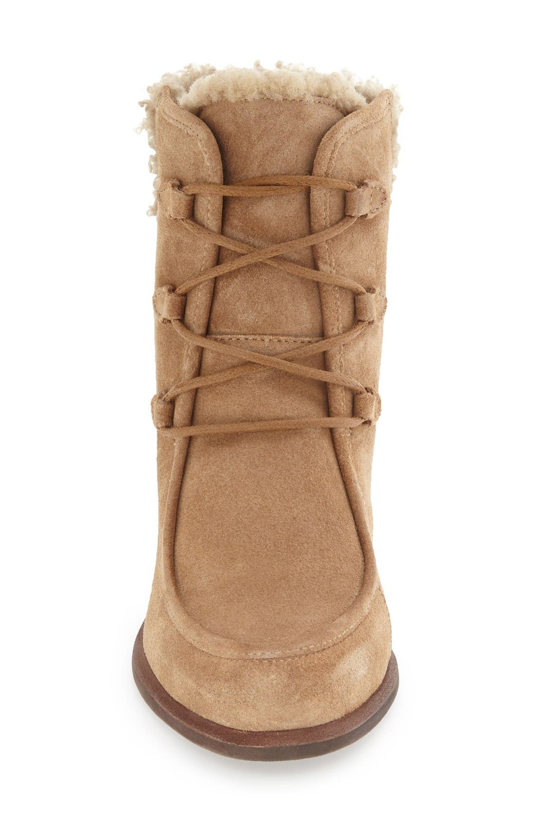 Alternate Image 3  - UGG® Australia 'Analise' Hiker Bootie (Women)