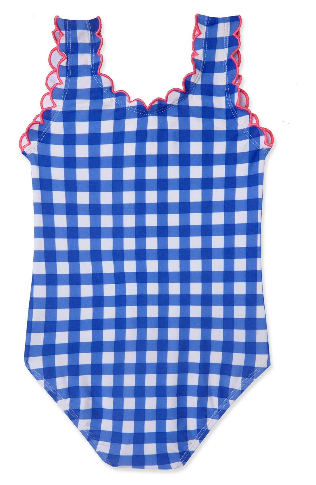 Alternate Image 2  - Hula Star 'Summer Skies' One-Piece Swimsuit (Toddler Girls & Little Girls)