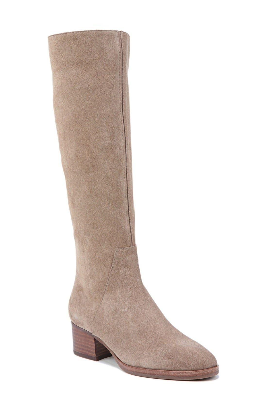 Alternate Image 1 Selected - Via Spiga 'Odella' Tall Boot (Women)