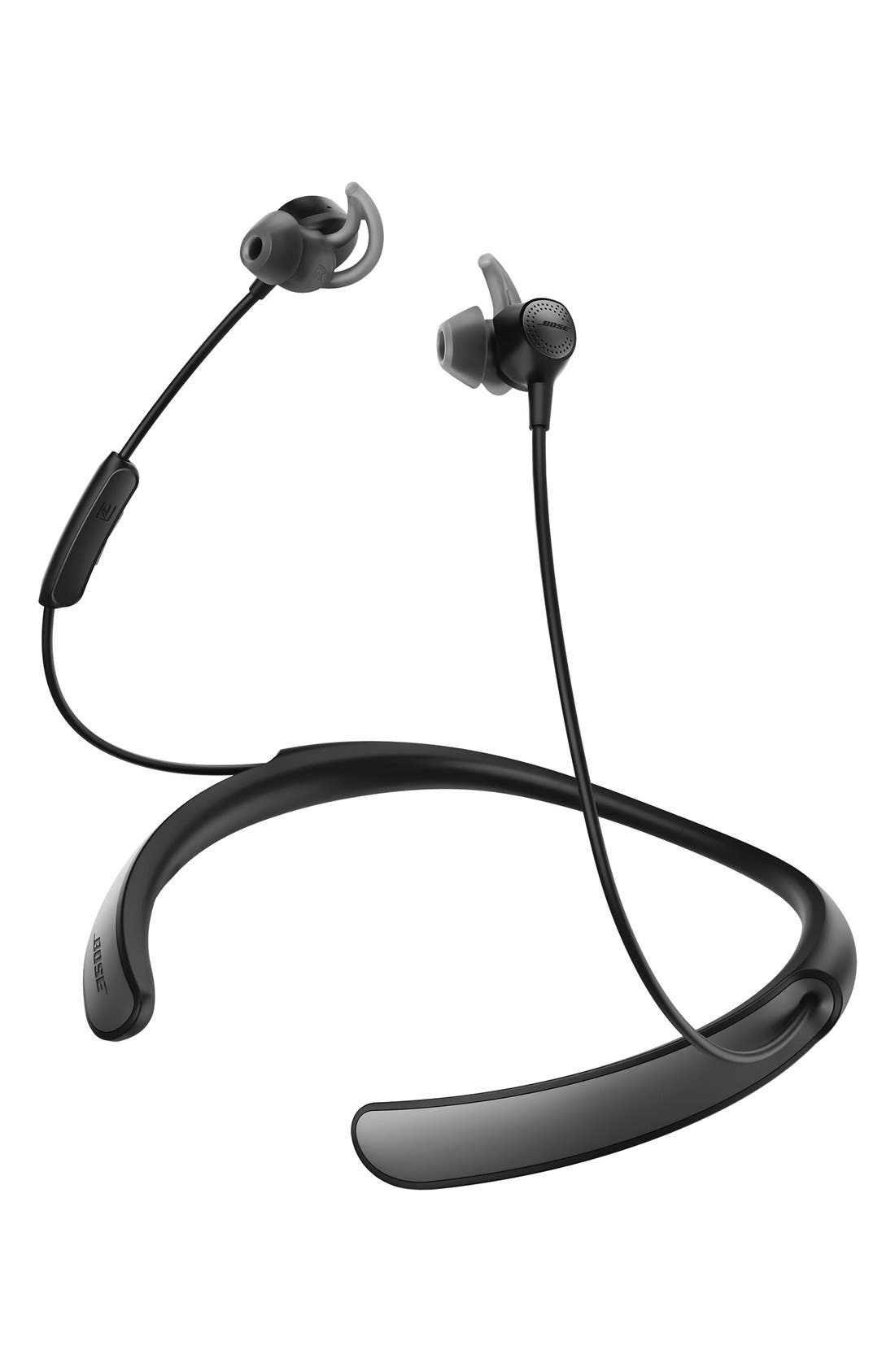 QuietControl<sup>®</sup> 30 Wireless Headphones,                             Alternate thumbnail 11, color,                             Black