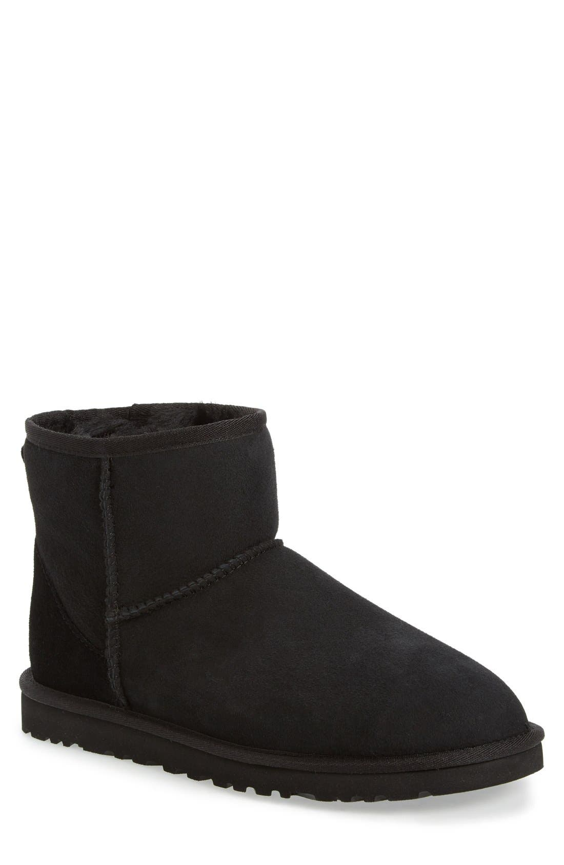 Alternate Image 1 Selected - UGG® Classic Mini Boot (Men)