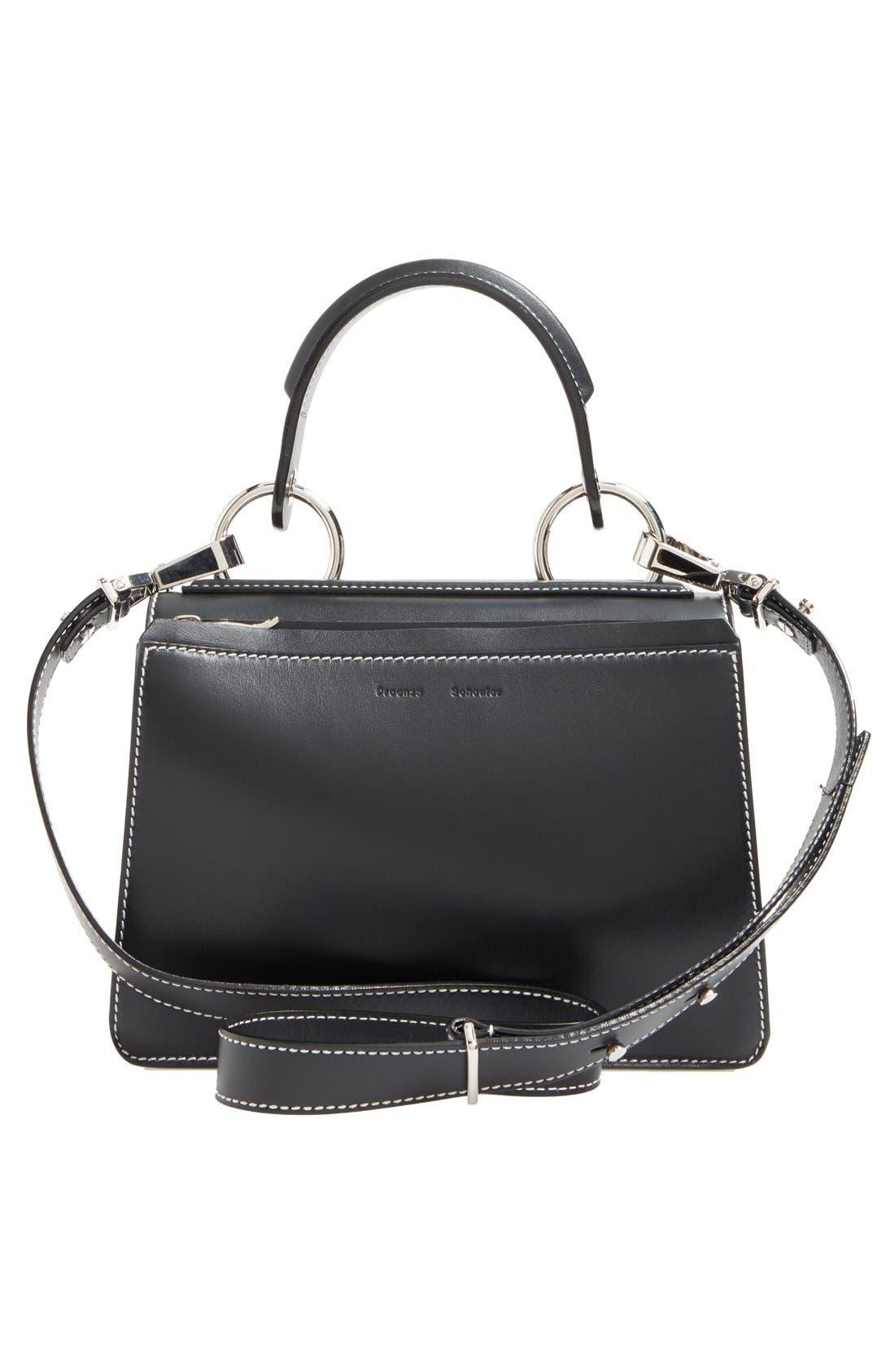 Alternate Image 3  - Proenza Schouler 'Small Hava' Top Handle Calfskin Leather Satchel