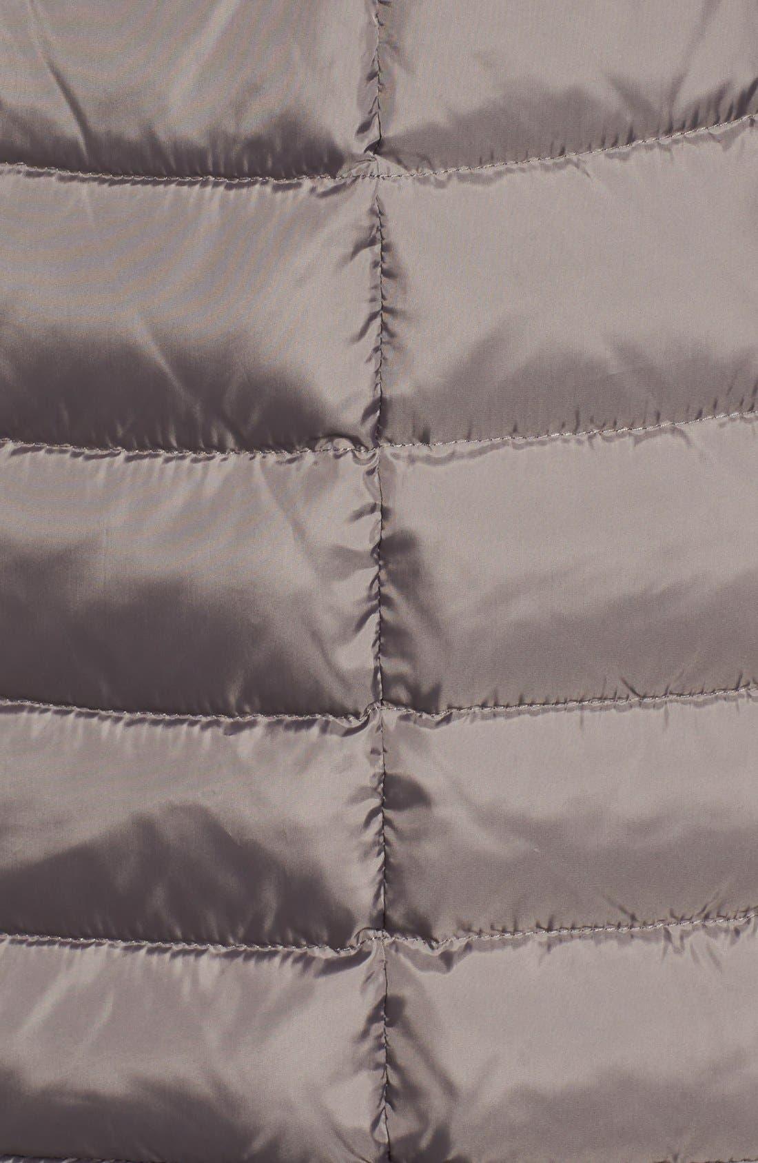 Alternate Image 4  - MICHAEL Michael Kors Down Parka with Faux-Fur Trim