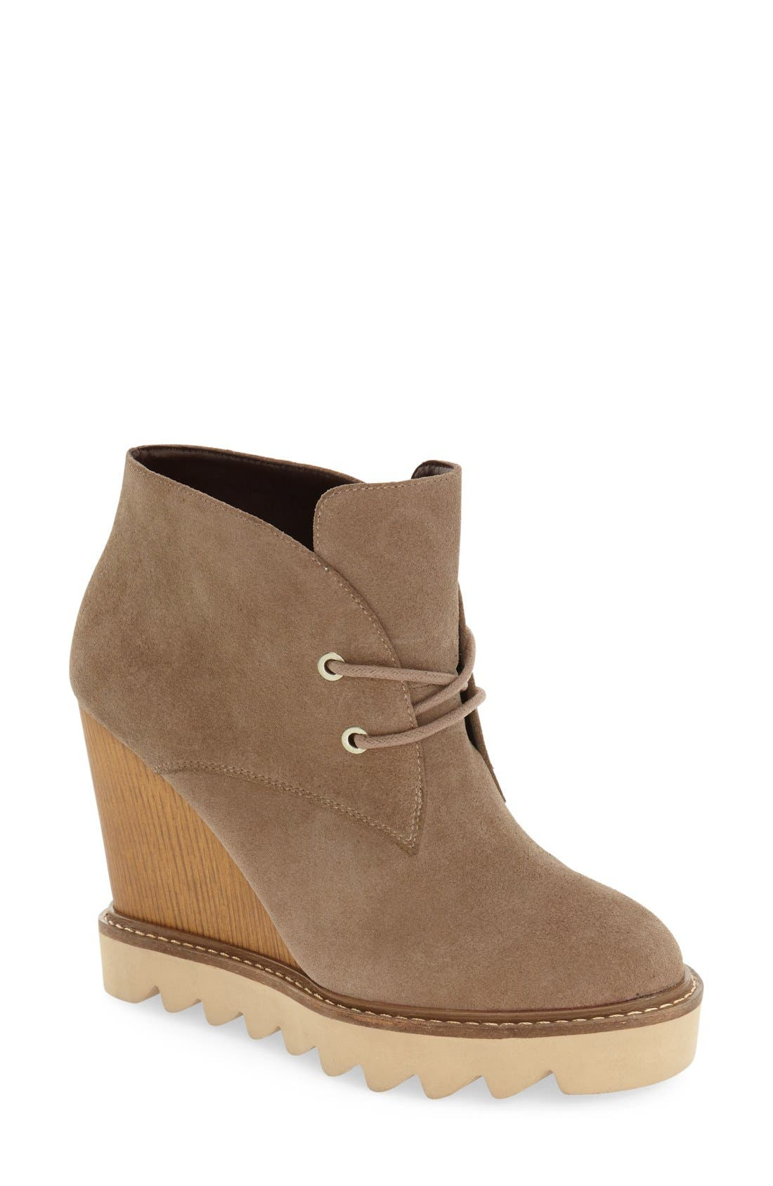Alternate Image 1 Selected - BCBGeneration 'Nariska' Wedge Bootie (Women)