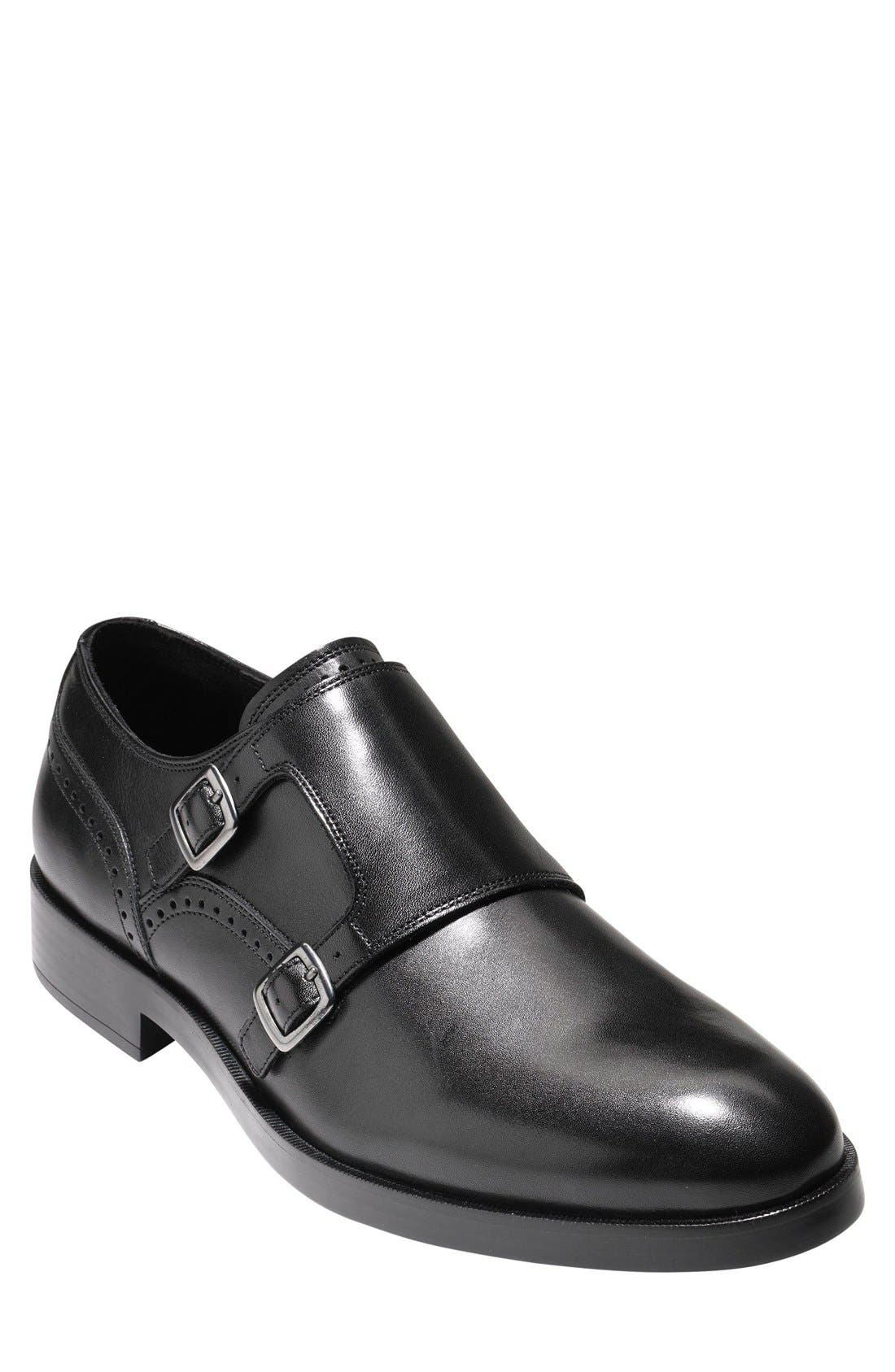 Cole Haan 'Harrison' Double Monk Strap Shoe (Men)
