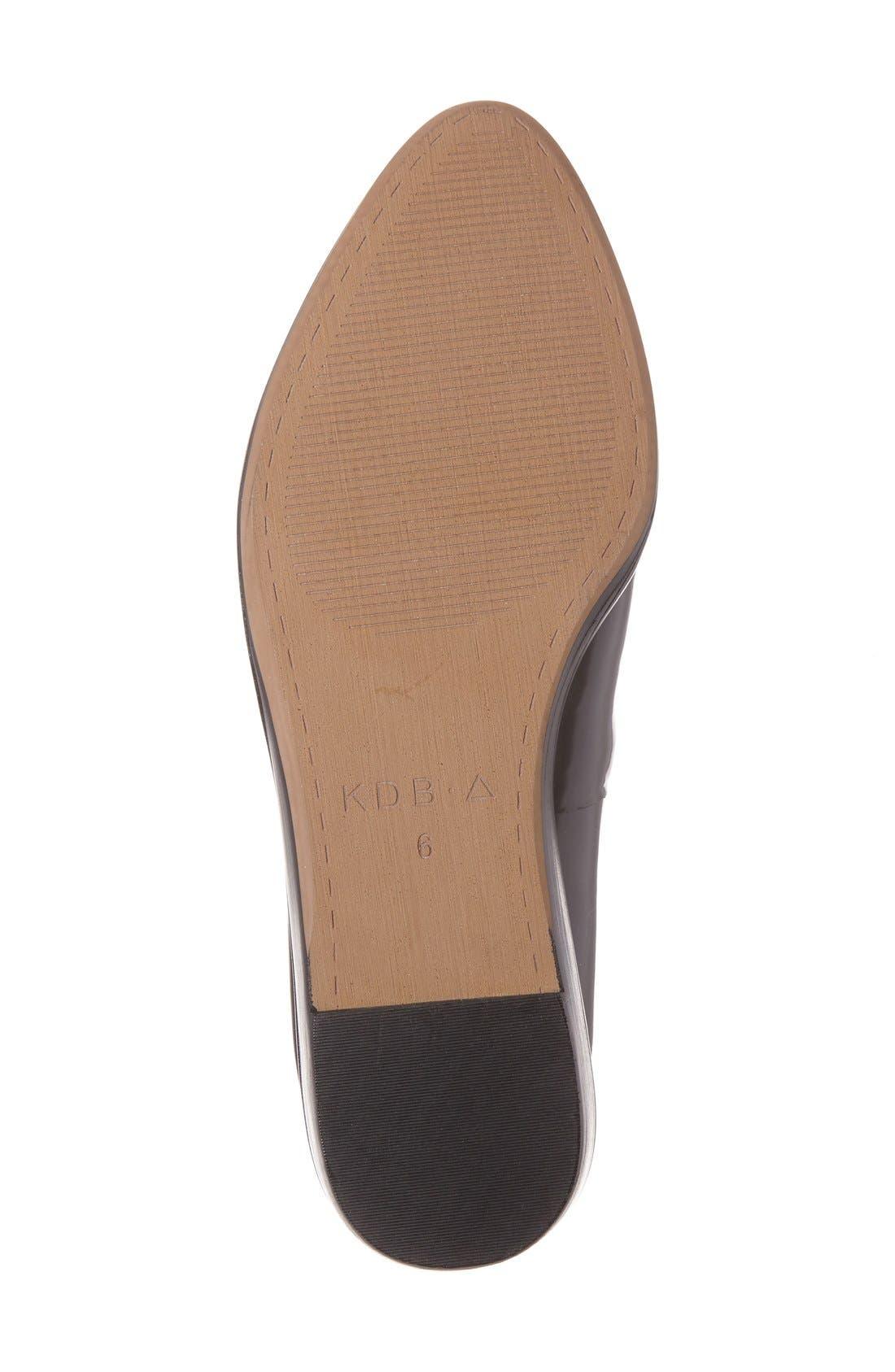 Alternate Image 4  - Kelsi Dagger Brooklyn 'Abbi' Pointy Toe Flat (Women)
