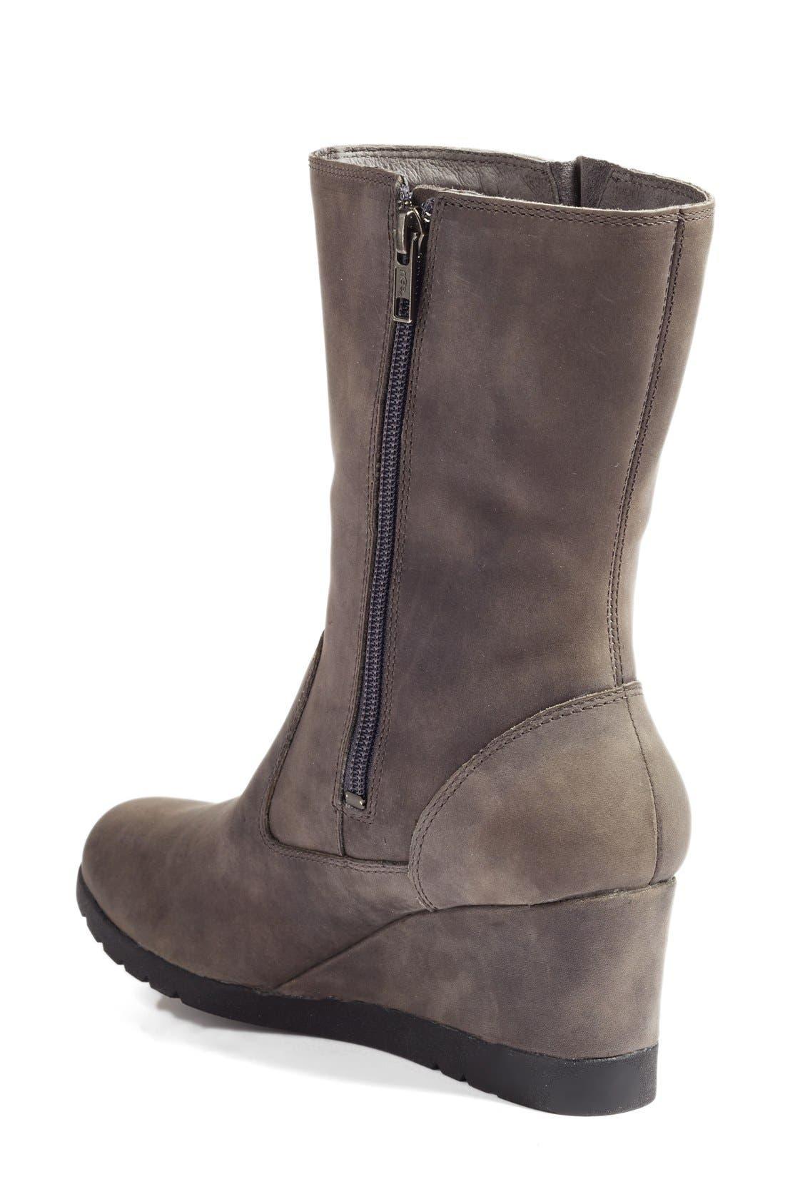 Alternate Image 2  - UGG® Joely Wedge Boot (Women)
