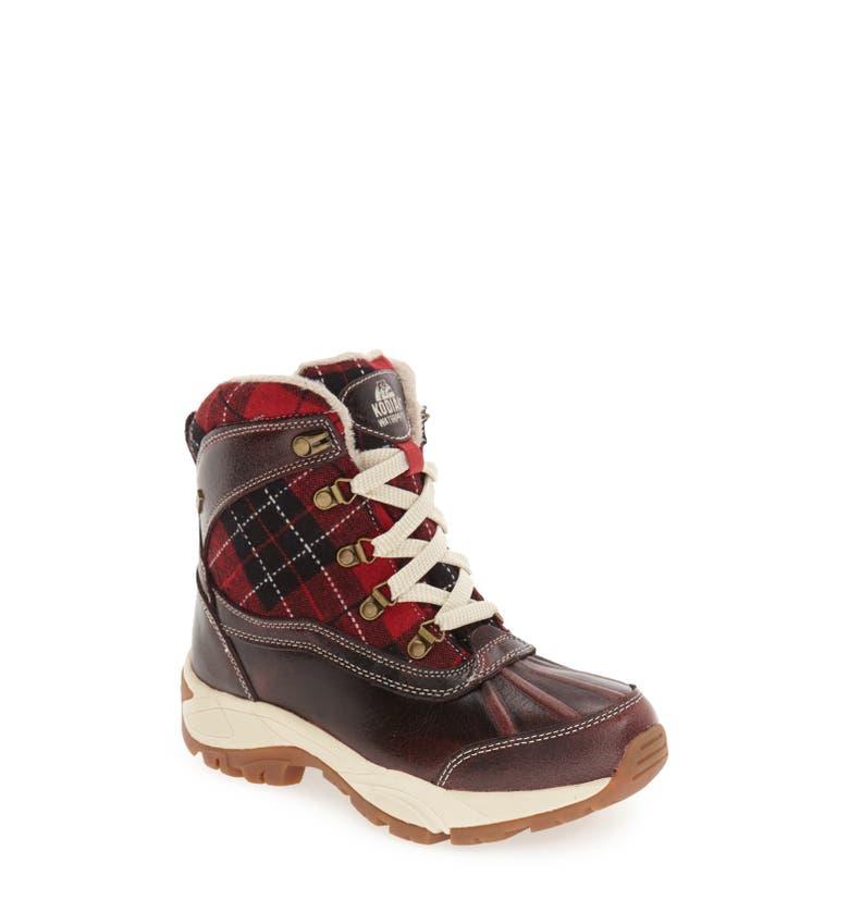 Main Image - Kodiak 'Rochelle' Waterproof Insulated Winter Boot (Women)