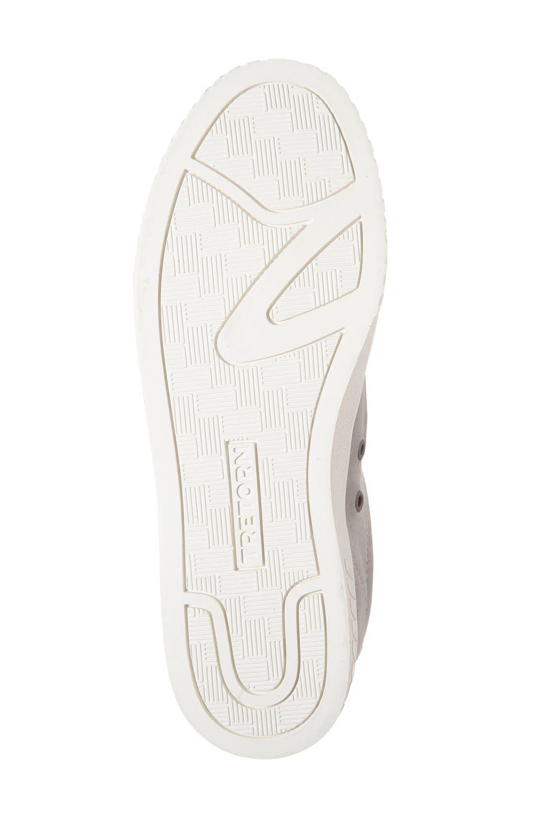 Alternate Image 4  - Tretorn 'Camden 3' Sneaker (Women)