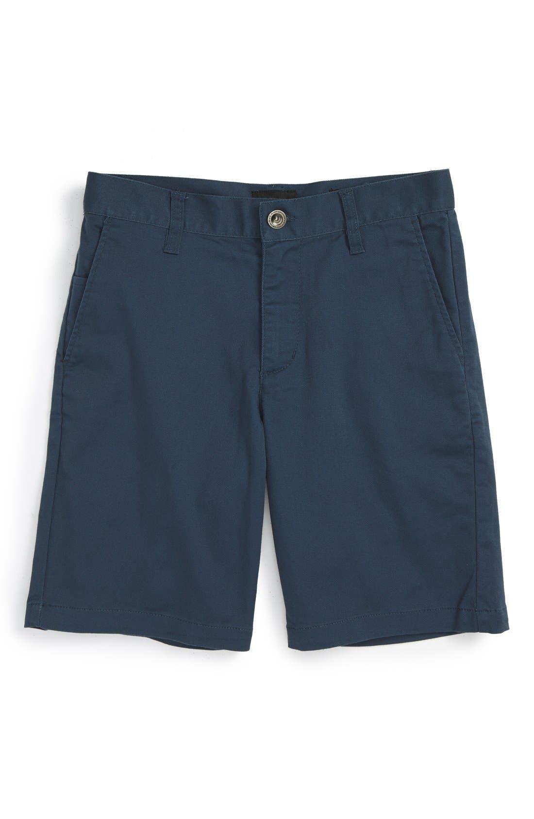 Main Image - RVCA 'Weekday' Shorts (Big Boys)