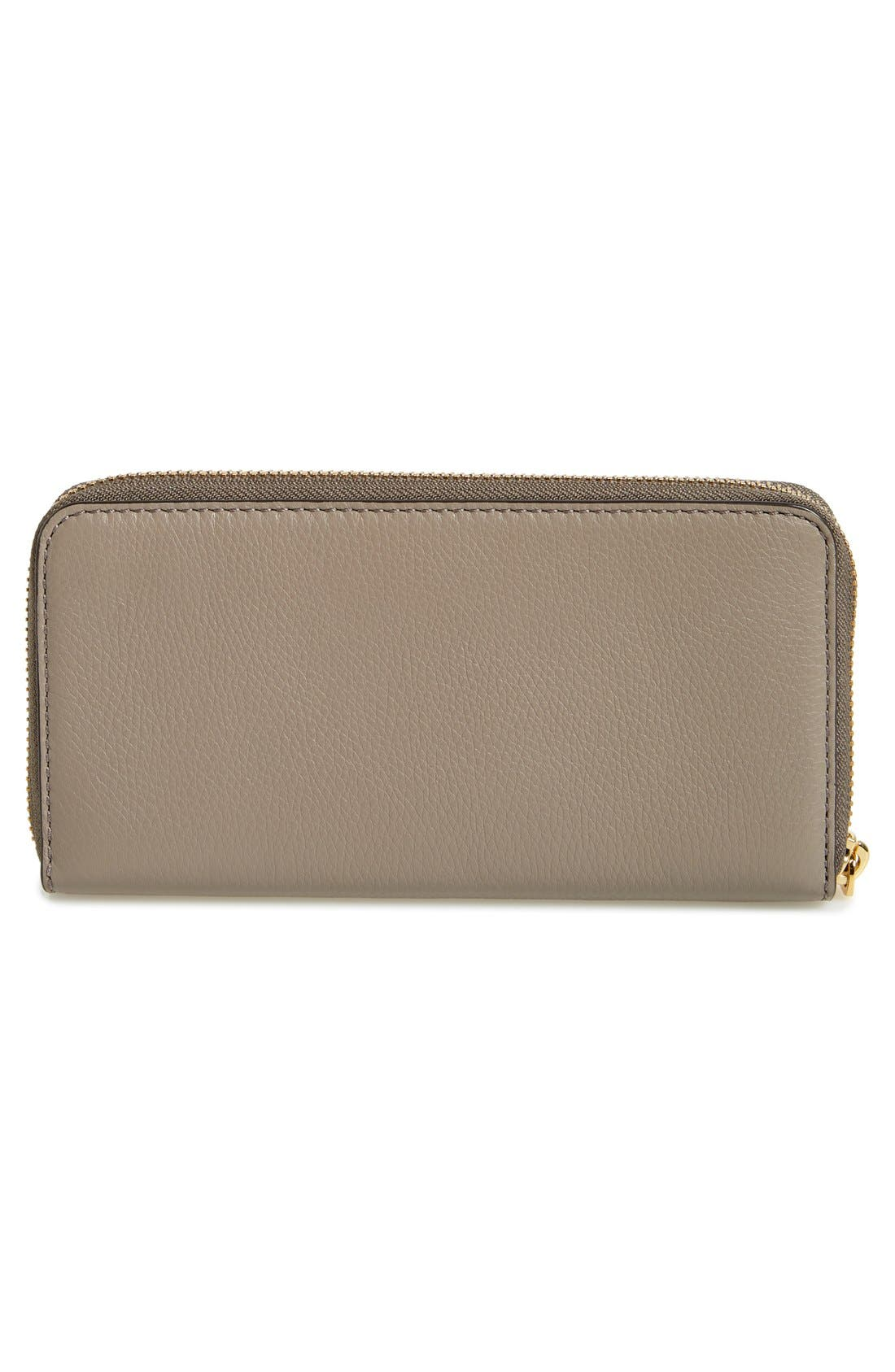 Alternate Image 4  - MARC JACOBS 'Recruit Vertical' Leather Wallet