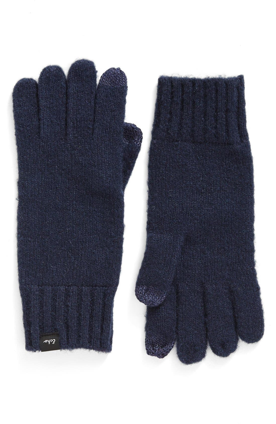 Echo 'Touch' Stretch Fleece Tech Gloves