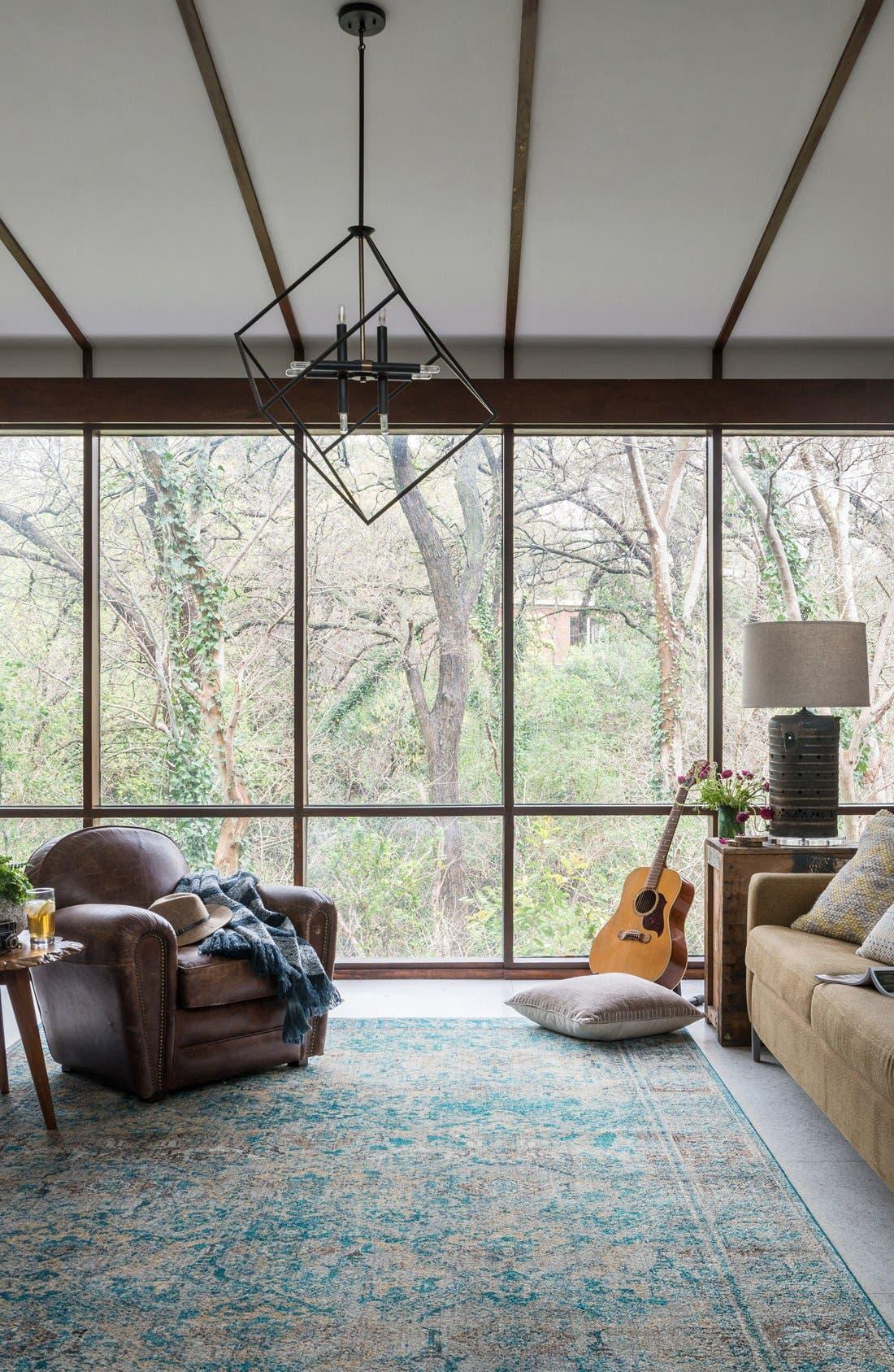 Alternate Image 2  - Loloi x Magnolia Home 'Kivi' Area Rug