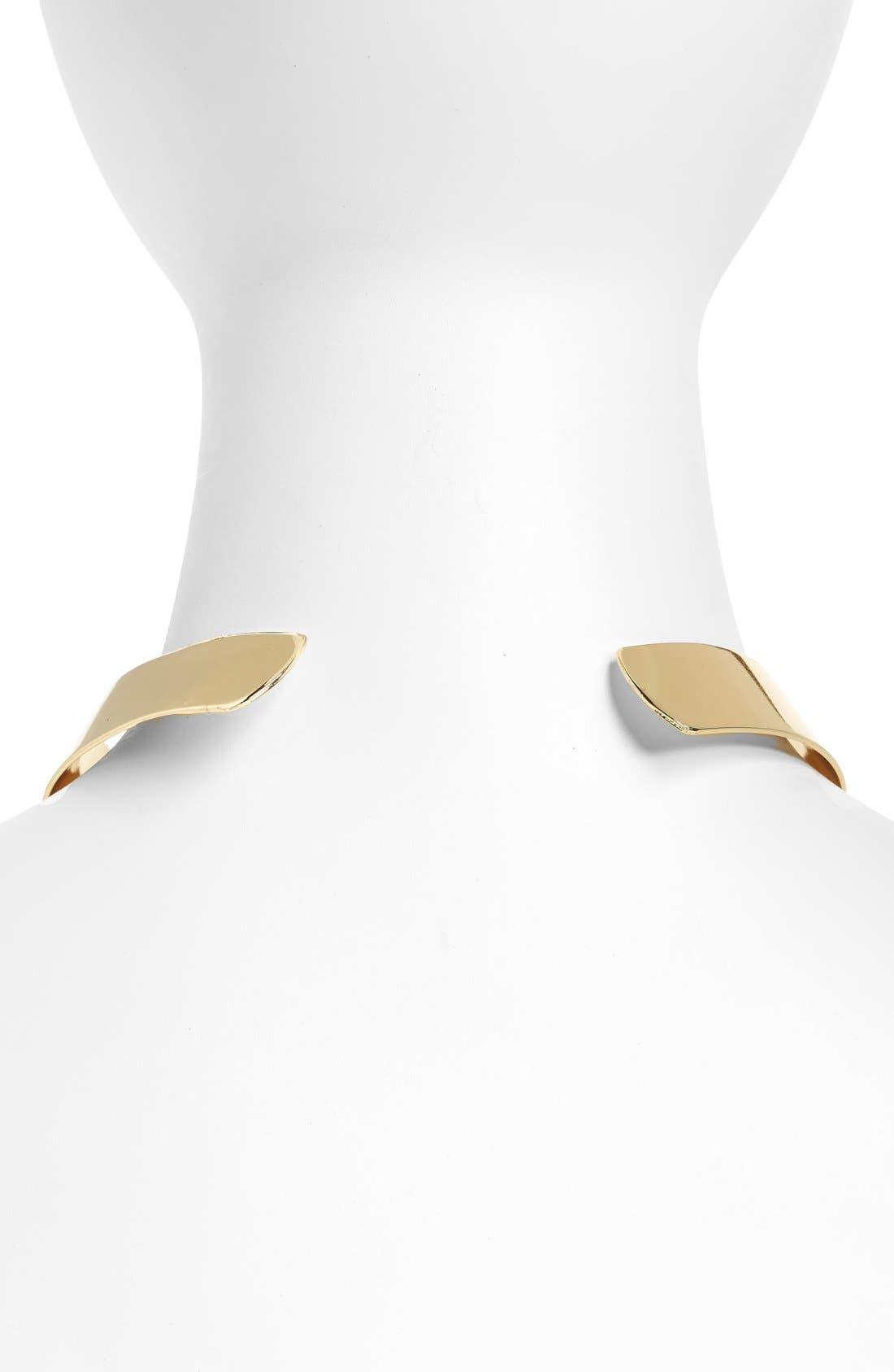 Alternate Image 2  - Panacea Collar Necklace