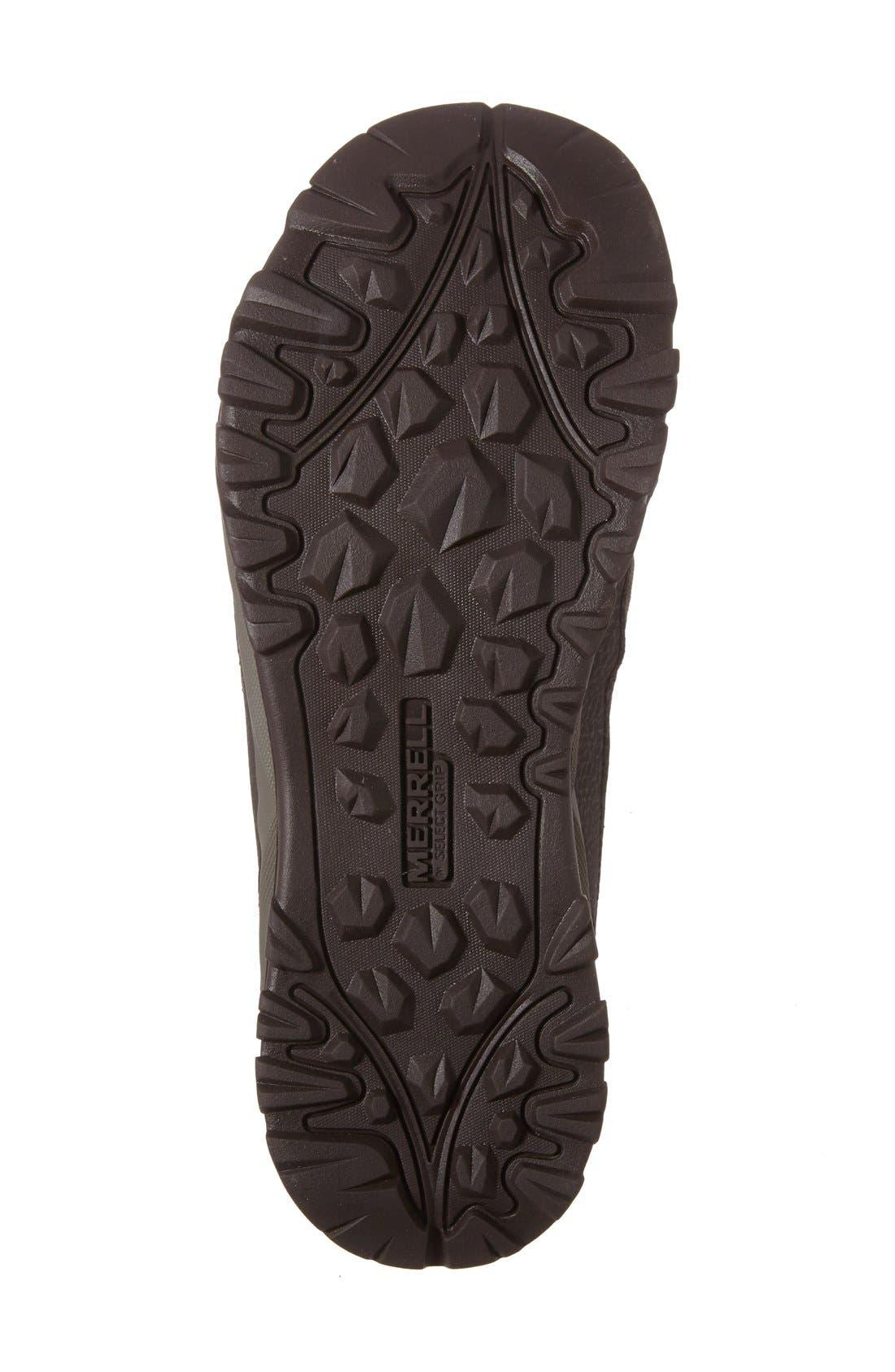 Alternate Image 4  - Merrell 'Capra Bolt' Waterproof Sneaker (Toddler, Little Kid & Big Kid)