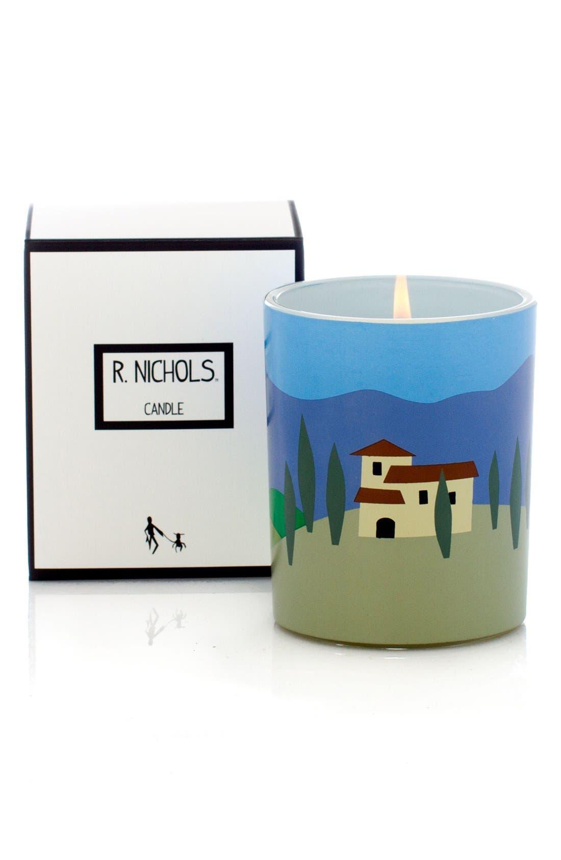 Alternate Image 2  - R. Nichols 'Tuscany' Scented Candle