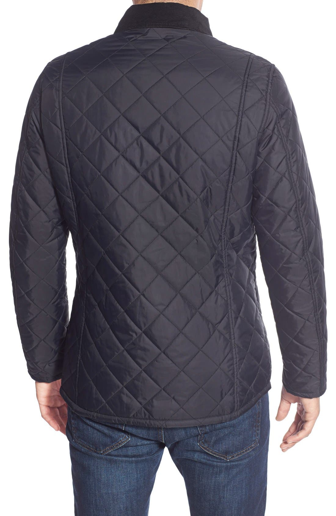 Alternate Image 2  - Barbour 'Akenside' Regular Fit Quilted Jacket