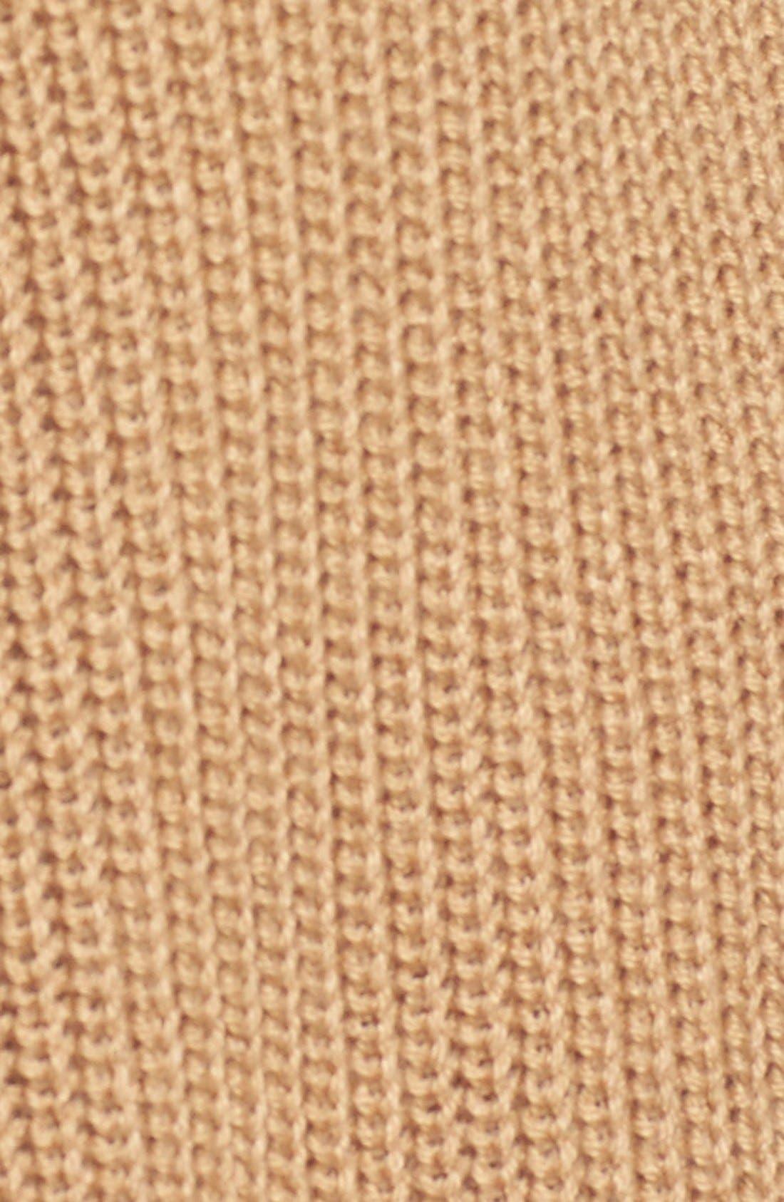 Alternate Image 5  - BP. Side Buckle Knit Pullover