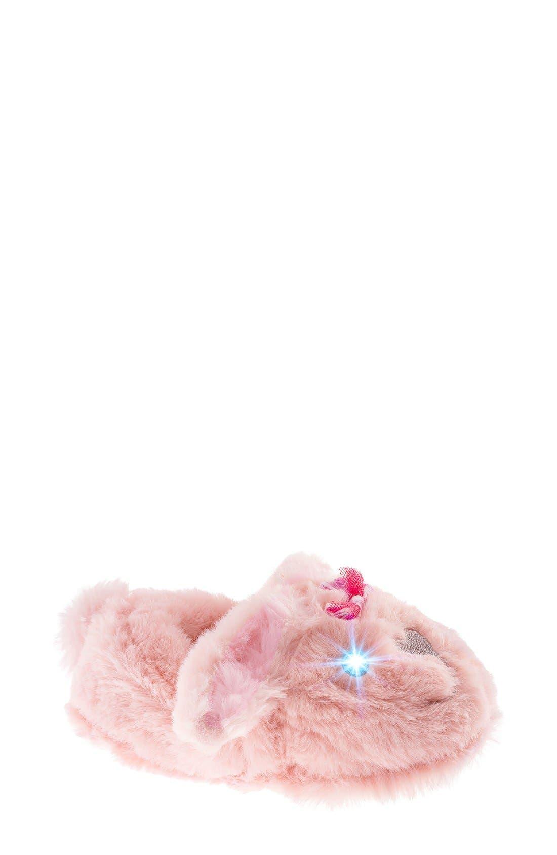 Trimfit Light-Up Bunny Slippers (Toddler & Little Kid)