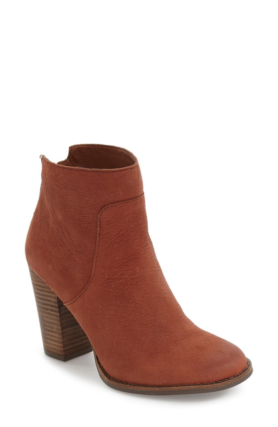 Alternate Image 1 Selected - Lucky Brand Liesell Bootie (Women)
