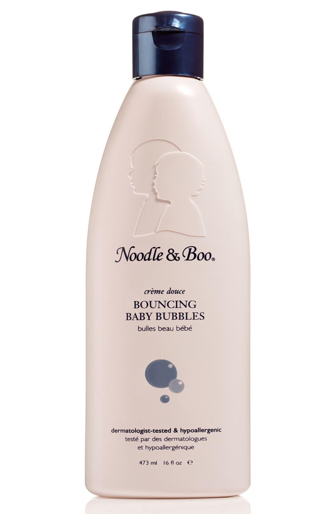 Noodle & Boo Bouncing Baby Bubble Bath