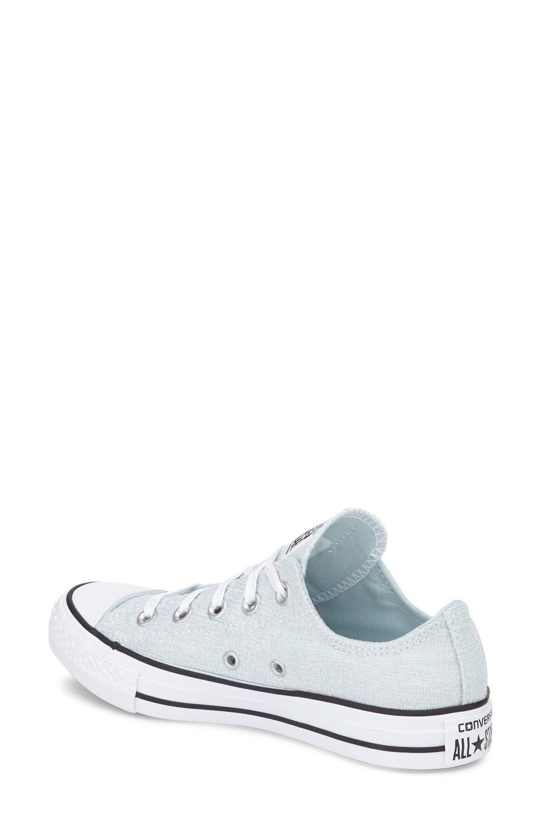 Alternate Image 2  - Converse Chuck Taylor® All Star® Chuck Ox Knit Low Top Sneaker (Women)