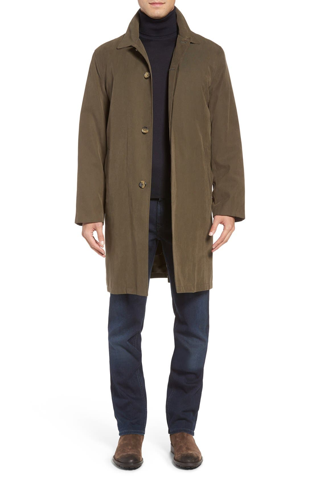 London Fog Rain Coat