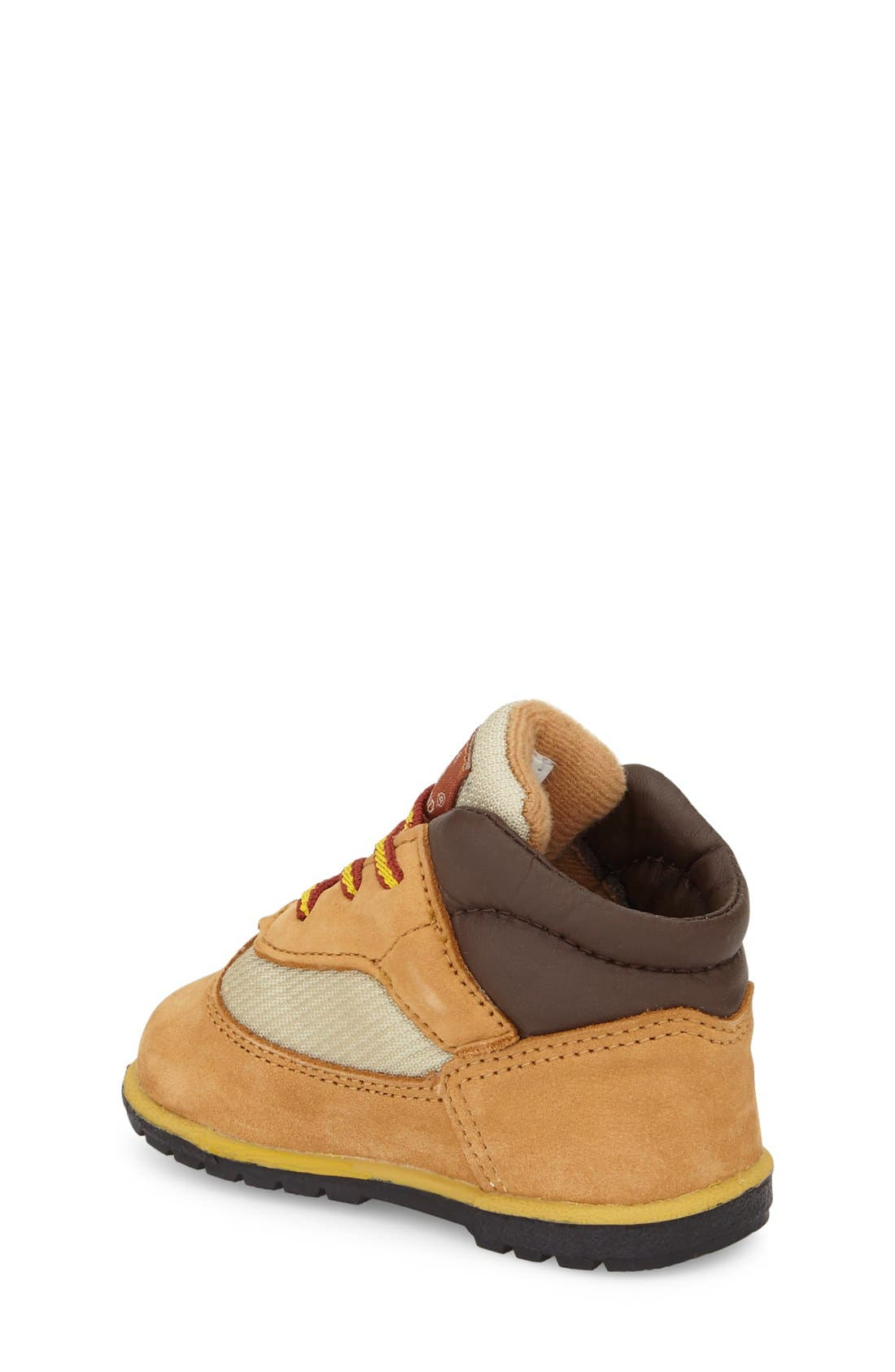 Alternate Image 2  - Timberland Field Crib Boot (Baby)