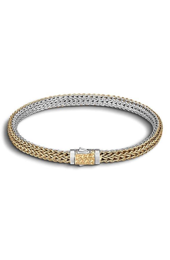 Main Image John Hardy Clic Chain Extra Small Reversible Bracelet