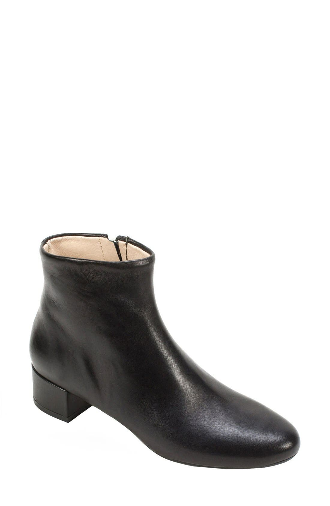 Alternate Image 1 Selected - Summit Jordie Block Heel Bootie (Women)