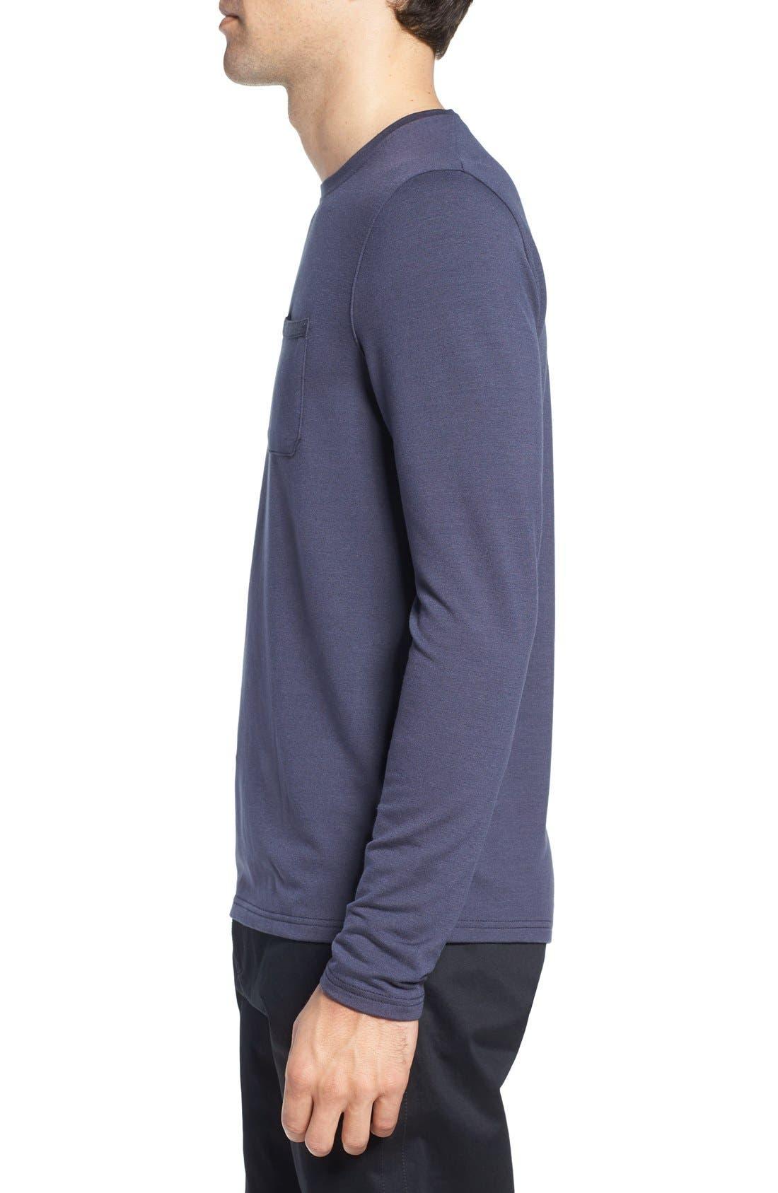 Alternate Image 3  - W.R.K Bona Pocket T-Shirt