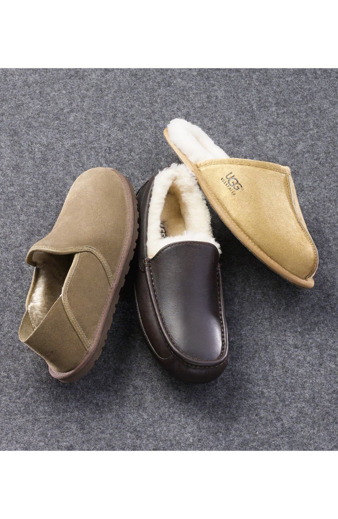 Alternate Image 5  - UGG® Cooke Slipper (Men)