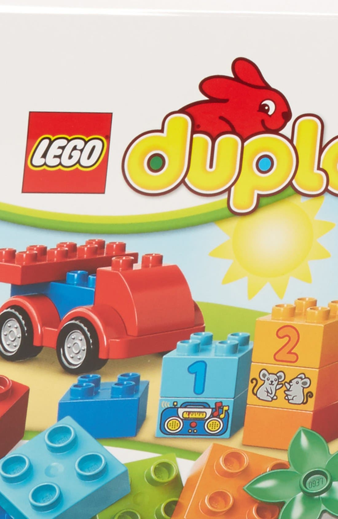 Alternate Image 5  - LEGO® DUPLO® All-in-One Box of Fun - 10572